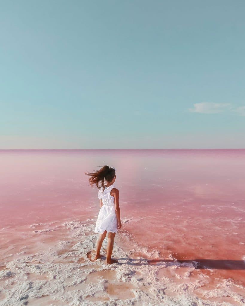 הים הורוד