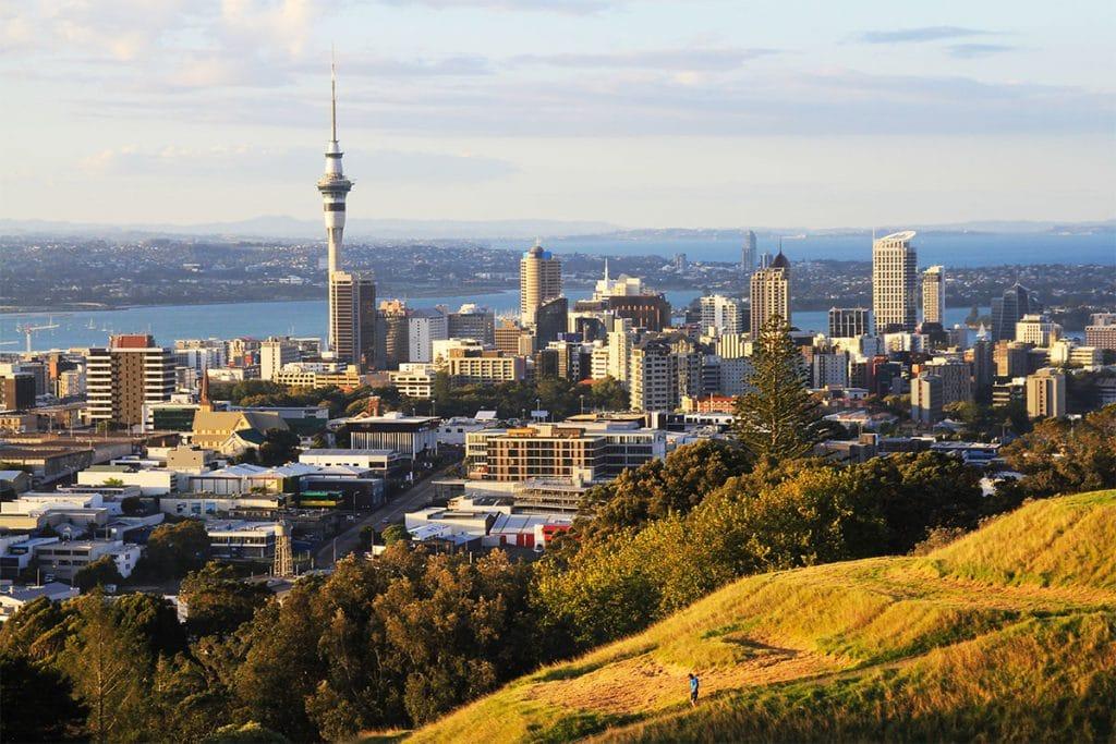 אוטסרליה וניו זילנד