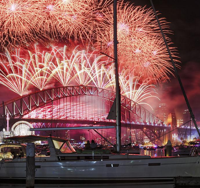 חגיגות שנה חדשה