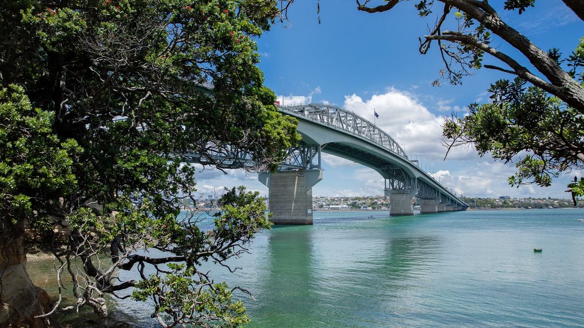 גשר נמל אוקלנד
