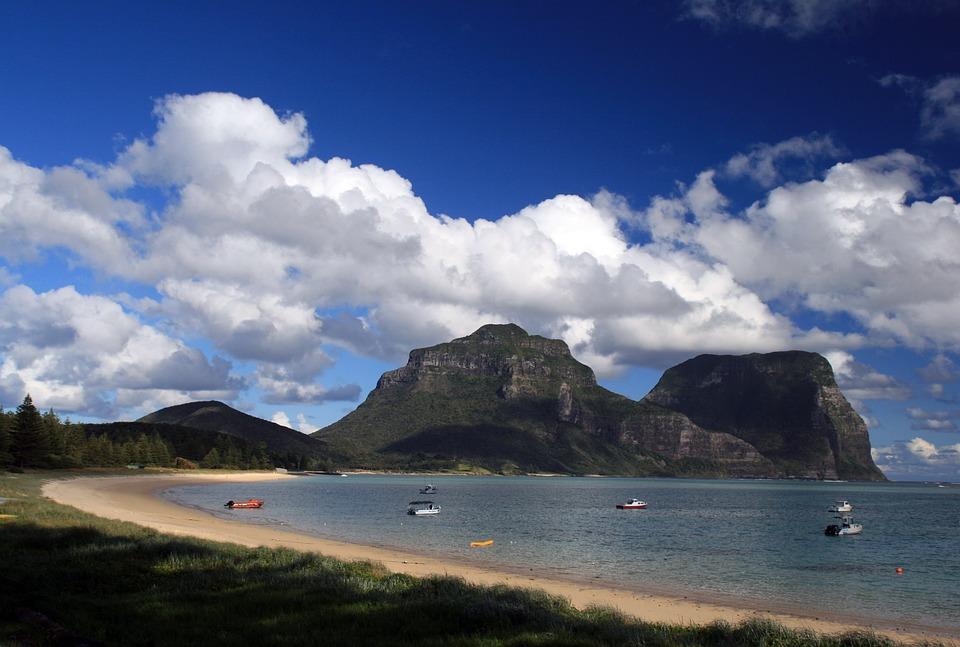 האי lord howe island