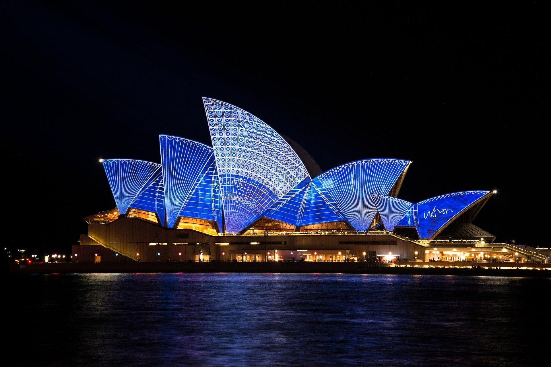 טיול מאורגן לאוסטרליה