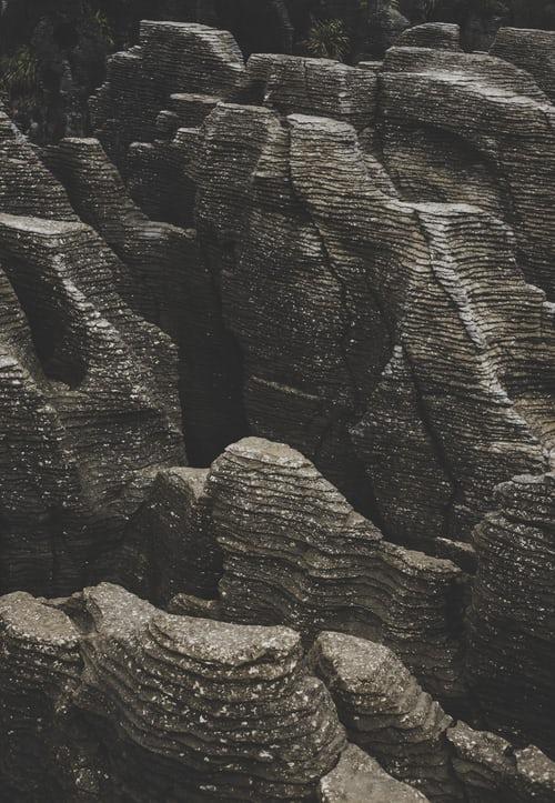 סלעי הפנקייקס