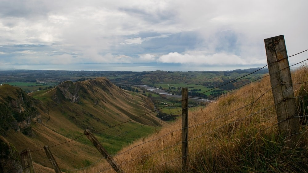 תצפית בניו זילנד